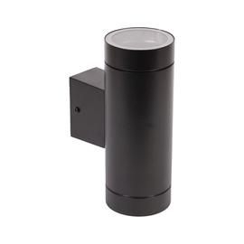 Domoletti EL-413 35W Garden Wall Light 340mm Black