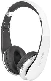 Kõrvaklapid Trevi DJ1200 White, juhtmevabad