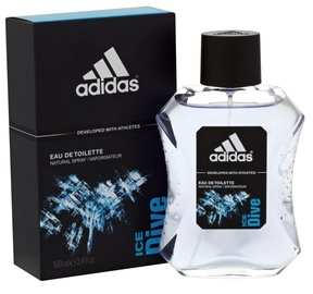 Parfüümid Adidas Ice Dive 100ml EDT