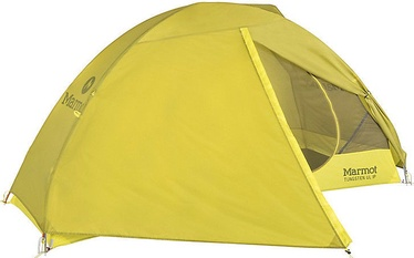 Marmot Tungsten Ultralight 1P Dark Citron/Citronelle