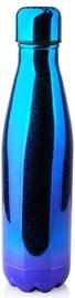 Mondex Hollie Thermal Bottle Blue/Purple 500ml