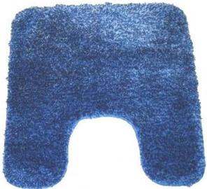 Spirella Gobi Toilet Rug Blue