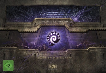 StarCraft II: Heart Of The Swarm Collectors Edition