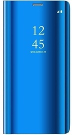 OEM Clear View Case For LG K51S Blue