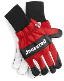 Jonsered Comfort Gloves w/ Saw Protection 8