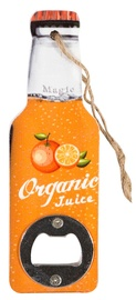 Home4you Bottle Opener Ventura 5x15cm Orange