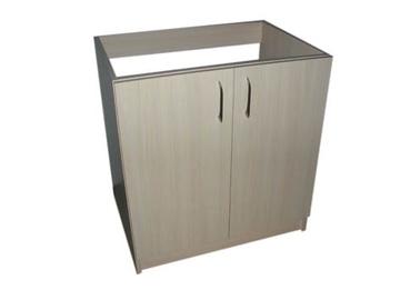 Кухонный шкаф Musu Seimynele PS-PA8 Brown, 560x800x850 мм