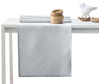 AmeliaHome Gaia AH/HMD Tablecloth LightGrey 40x140cm