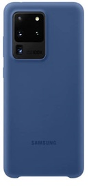 Samsung Silicone Back Case For Samsung Galaxy S20 Ultra Navy