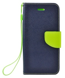 Etui Fancy Book Case for Huawei P Smart 2019 Navy Lime