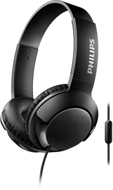 Наушники Philips Bass+ SHL3075 Black