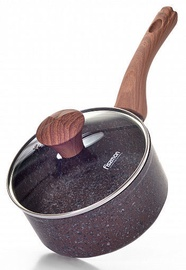 Fissman Magic Brown Saucepan 16x7.8cm 1.4l