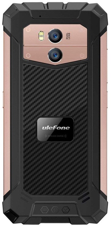 UleFone Armor X Dual Rose Gold
