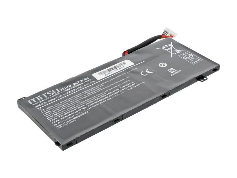 Mitsu Acer Aspire V15 VN7 4605mAh Battery