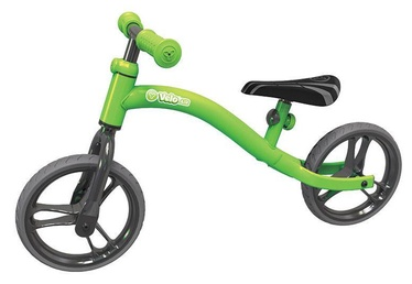 Lastejalgratas Yvolution YVelo Air Balance Bike Green 100822