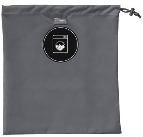Ordinett Travel Bag For Laundry 38x42cm Grey