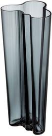 Iittala Alvar Aalto Collection Vase 255mm Dark Gray