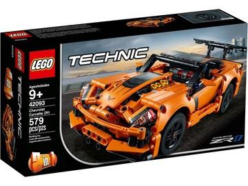 Конструктор LEGO®Technic 42093 Chevrolet Corvette ZR1