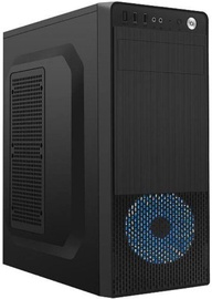 Gembird ATX Case Fornax 150 Blue LED
