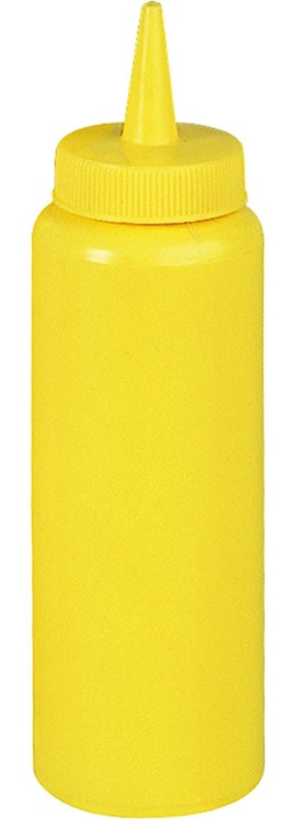 Stalgast Sauce Dispenser 0.7l Yellow