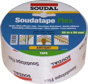 Soudal Tape Flex 60mmx25m White