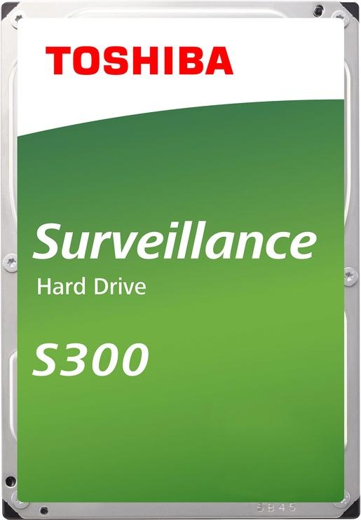 Toshiba S300 Surveillance Hard Drive 5TB 7200RPM 128MB HDWT150UZSVA
