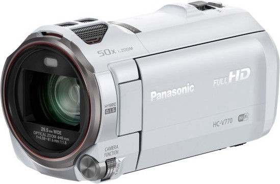 Panasonic HC-V770 White