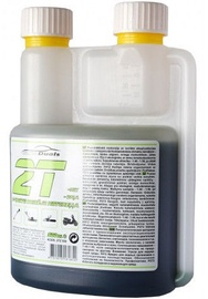 AutoDuals 2T-mix Semi-Synthetic Oil with Dosator Green 0.5l