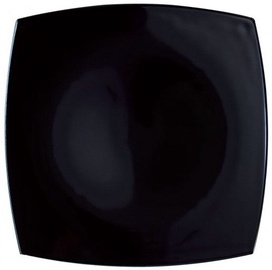 Luminarc Quadrato Dinner Plate 26cm Black