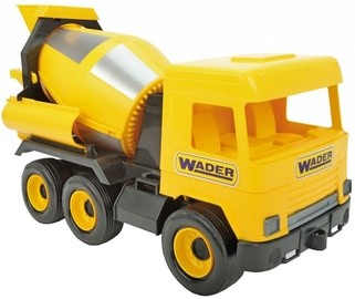 Wader Middle Truck Concrete Mixer Yellow 32104