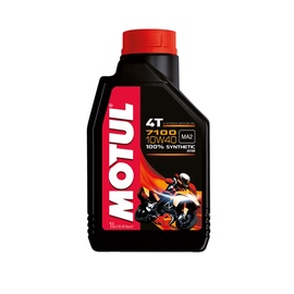 Motul 7100 4T Engine Oil 10W40 1l