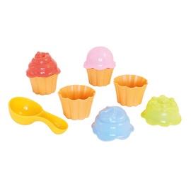 Набор игрушек для песочницы Adriatic, многоцветный, 9 шт.