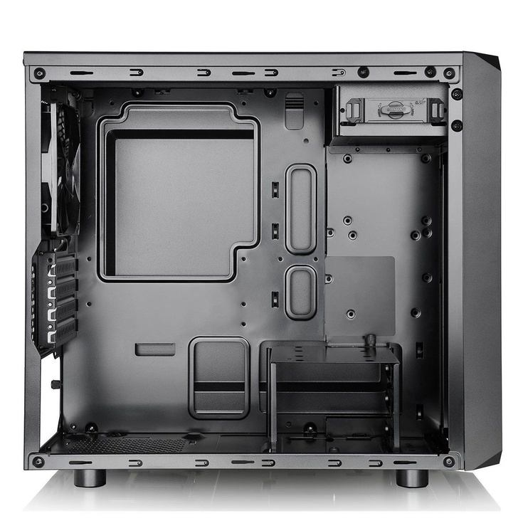 Thermaltake Versa H15 Mini Tower mATX Window Black CA-1D4-00S1WN-00
