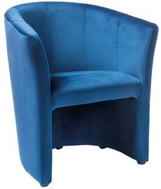 Signal Meble Armchair Fotel TM-1 Velvet Blue