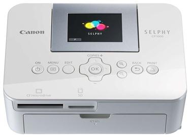 Tindiprinter Canon SELPHY CP1000, värviline