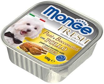 Monge Fresh Chunkies With Chicken 100g