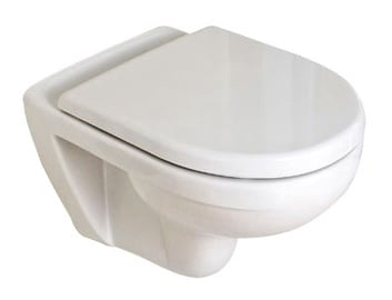 Seinapealne WC-pott Jika Lyra Plus H8233800000001, 350x530 mm