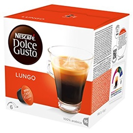 Nescafe Dolce Gusto Lungo Coffee Capsules 16pcs