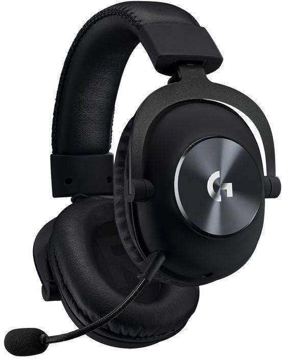 Logitech Pro X Over-Ear Gaming Headset Black