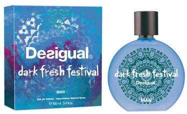 Desigual Dark Fresh Festival 100ml EDT