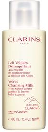 Clarins Velvet Cleansing Milk 400ml