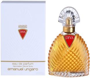 Parfüümid Emanuel Ungaro Diva 100ml EDP