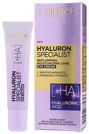 Silmakreem L´Oréal Paris Hyaluron Specialist, 15 ml