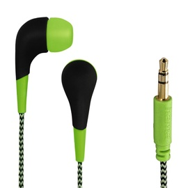 Hama Neon In-Ear Stereo Headphones Green