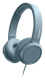 Philips TAH-4105 On-Ear Headphones Blue