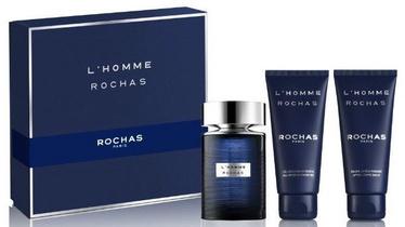 Komplekt meestele Rochas L'Homme Rochas 3pcs Set 300 ml EDT