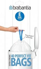 Brabantia Perfect Fit Bags 20l 40pcs E