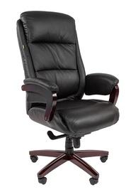 Офисный стул Chairman 404, черный