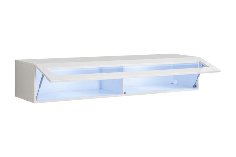 ASM Fly I LED Living Room Wall Unit Set White