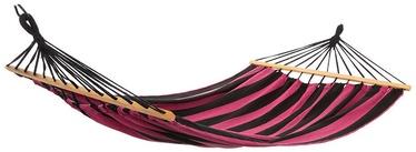 Võrkkiik Royokamp Standart 1031187, must/violetne, 200 cm